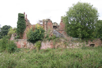 Astley Castle Photo side